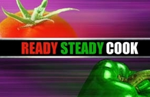 Ready steady cook new logo