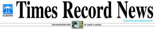 Times Record News logo