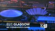 BBC Two NI Commonwealth Games ident
