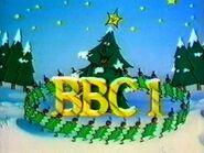 Bbc1 xmas ident 1986a
