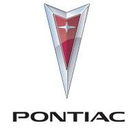Pontiac 2004 vertical logo