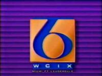 WCIX-TV's Channel 6 ID From November 1986