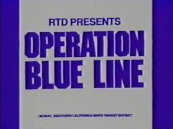 Operation Blue Line