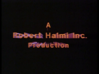 Robert Halmi Inc. 1985 B
