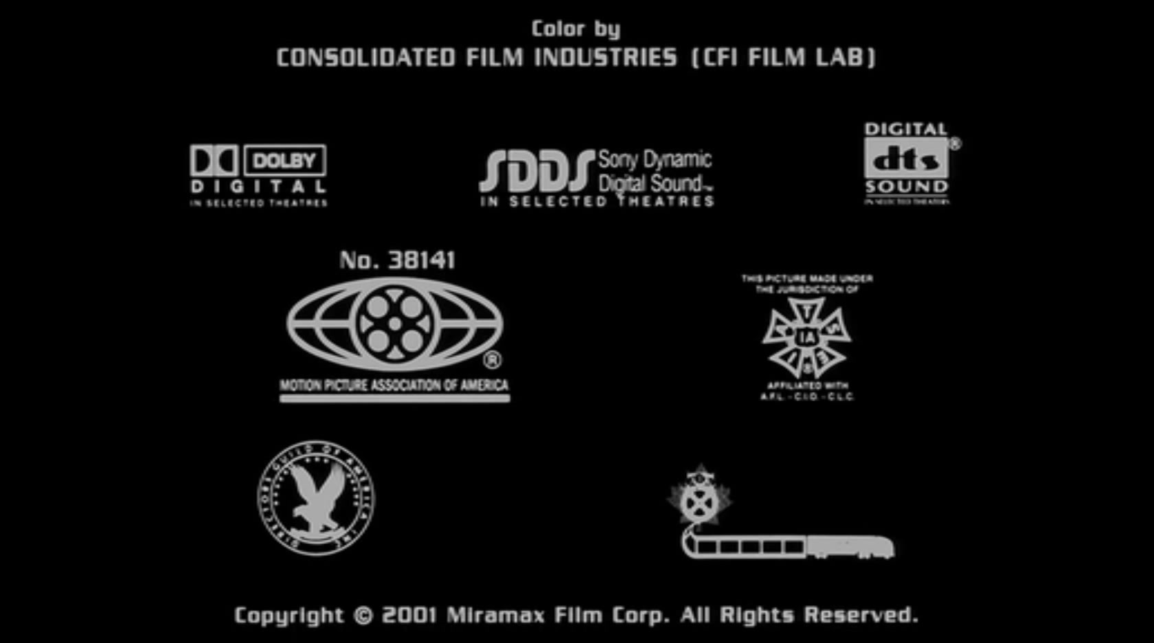 Prints By Deluxe Credits: Related Keywords & Suggestions For Mpaa Credits