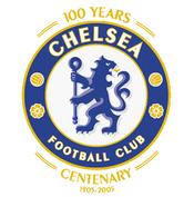 Chelsea FC logo (2005-2006)