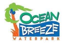 Ocean breeze waterpark logo2