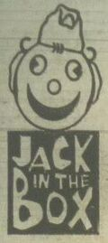 Super Old Jack In The Box Logo