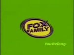 Fox Family Logo With Slogan