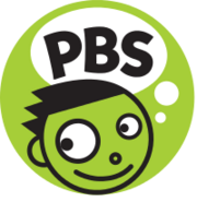 PBS Kids logo without KIDS