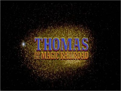 Thomas and the Magic Railroad logo