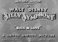 Bugs In Love SS Logo
