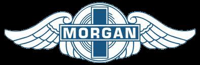 Morgan Motor Company logo 1909 - 2008