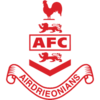 Airdrieonians FC logo (introduced 2015)
