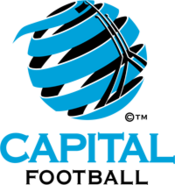 Capital Football logo
