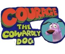 """Courage the Cowardly Dog 2014, form """"The Fog of Courage"""""""
