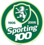 Sporting Clube de Portugal logo (100th anniversary)