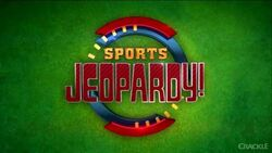 Sports jeopardy! Crackle