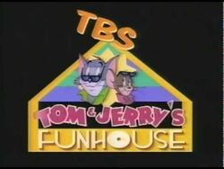 Tom & jerry's funhouse