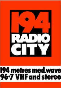 City, Radio 1989