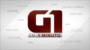 G1 Em 1 Minuto 2016