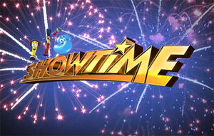 It's Showtime logo