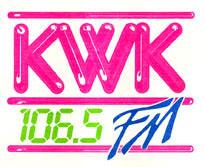 KWK 106.5 FM