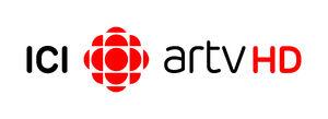 Logo ici hor artv hd rgb web couleur