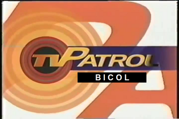TV Patrol Bicol 2003