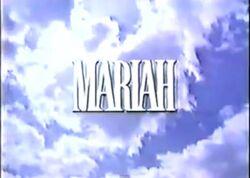 Mariah alt Intertitle