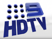 Nine HD logo 2001-2002