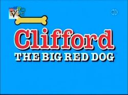 Clifford the Big Red Dog Intertitle