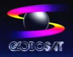 Globosat logo 1991 (on screen)