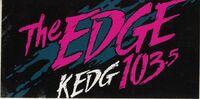 KEDG 103.5 The Edge