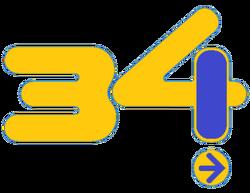 34 канал-Красноярск (2002-2005) (использовался в эфире с 2004 года)