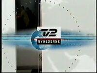 TV 2 Nyhederne intro 2001
