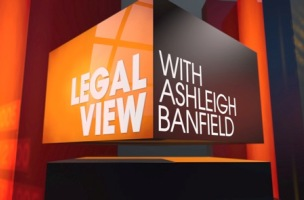 Legal View with Ashleigh Banfield Title Screen