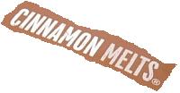 McDonalds Cinnamon Melts Logo