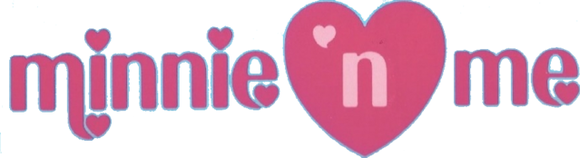 File:Minnie 'n Me logo.png