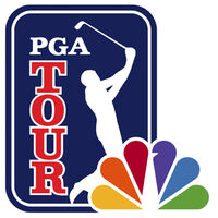 PGA Tour on NBC logo