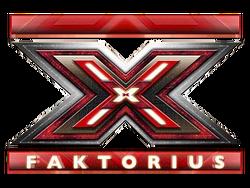 X Faktoriaus logotipas