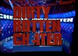 Dirty rotten cheater uk