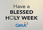 GMA Holy Week 2016