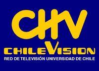 Logo Chilevisión (1993 - 1995)