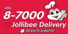 Jollibee Delivery 2016 Logo