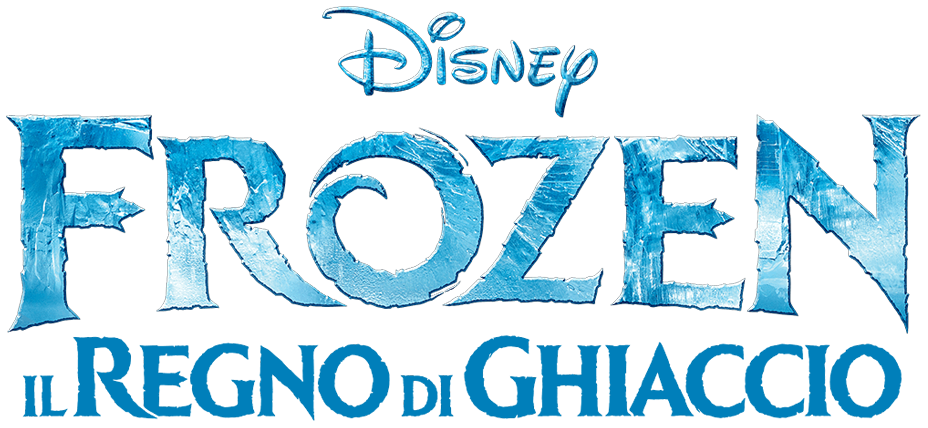 Image Frozen Logo Disney Frozen Italian Png Logopedia