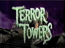 Terror Towers Titlecard