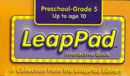 A collection from the leappad library logo (orange background)
