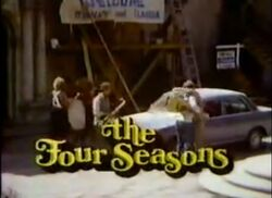 The Four Seasons Intertitle