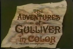 Adventures of Gulliver Alt